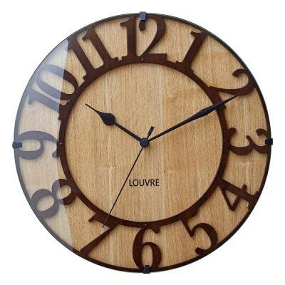 時計 Mus& 275;e wood - ミュゼ ウッド -CL-8333 インターフォルム