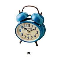 インターフォルム 置時計  -グライツ-  ブルー CL-9375BL INTERFORM
