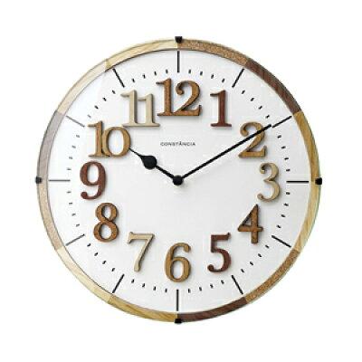 時計 壁掛け 掛け時計 掛時計 電波時計Tiel - ティール -CL-9706インターフォルムINTERFORM INC