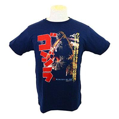 ゴジラ 抜染Tシャツ 初代ゴジラ M フォーカート