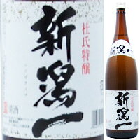 加藤酒造 新潟一 カウボーイPB 1.8L