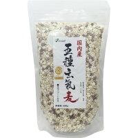 国内産 五種玄氣麦(専用スプーン付き)(400g)