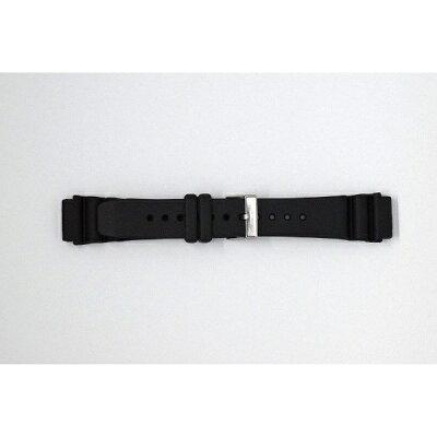 ビーケイシーBEAR時計バンド ウレタン19-18mm黒 9002063