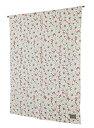 のれん ダリア 花柄 ピンク 85×120cm