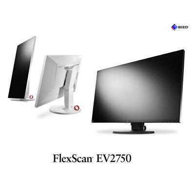 EIZO 液晶ディスプレイ EV2750-BK