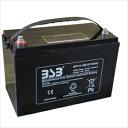 BPC12-75 G&Yu サイクルサービス用バッテリー マリン・キャンピングカー BPC1275