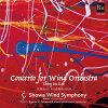 吹奏楽のための協奏曲/高昌帥/CD/OSBR-36001
