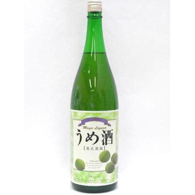 麻原 奥武蔵の梅酒 1.8L