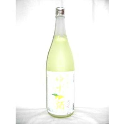 麻原酒造 すてきなゆず酒 1.8L