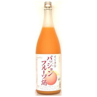 麻原酒造 すてきなパッションフルーツ酒 1.8L