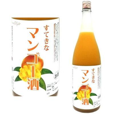 麻原酒造 すてきなマンゴー酒 1.8L