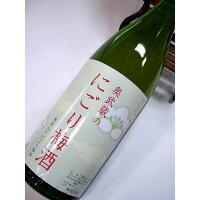 麻原酒造 奥武蔵のにごり梅酒 1.8L