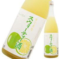麻原酒造 スゥイーティー酒 1.8L
