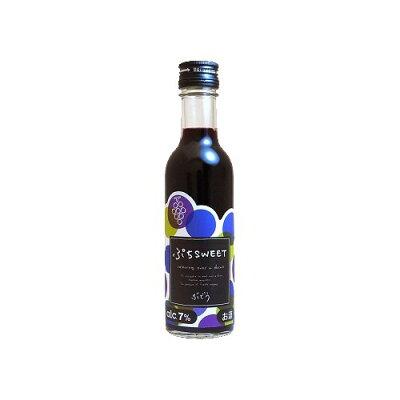 麻原酒造 ぷちSWEET ぶどう(200mL)