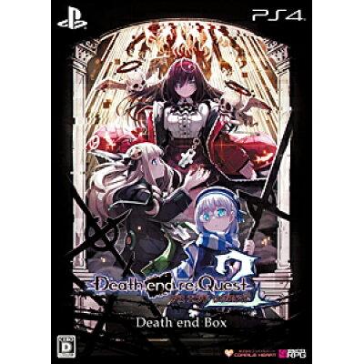 Death end re;Quest2(デス エンド リクエスト2) Death end BOX/PS4/PLJM16576/D 17才以上対象