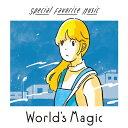 ワールズ・マジック/CD/PCD-20369