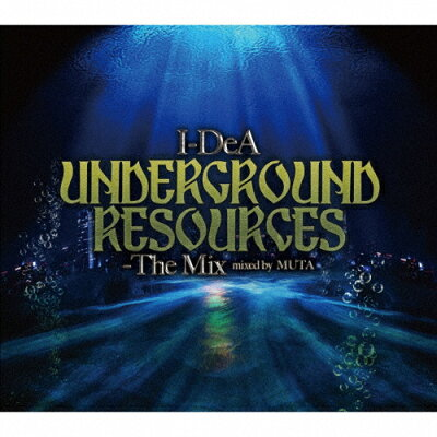 UNDERGROUND RESOURCES ~ The Mix/CD/PCD-93426