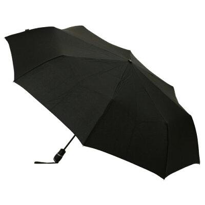 クニルプス Knirps 折りたたみ傘 自動開閉 Big Duomatic Safety Black KNF880