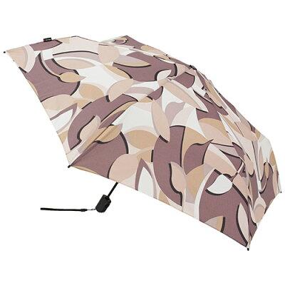 クニルプス Knirps 折りたたみ傘 自動開閉 フラット デュオマティック マダガスカル サンド 骨 53cm KNFL881-8200