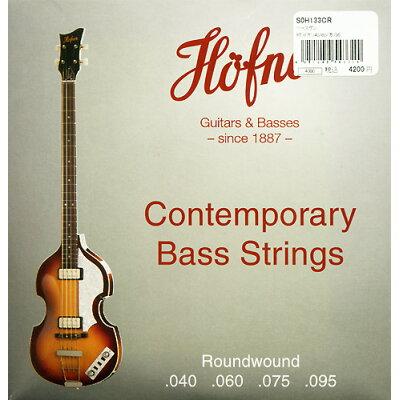 Hofner Contemporary Bass StringsS0H133