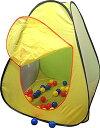 イマージ テントハウス ボール50P付 テントハウス ボール50個