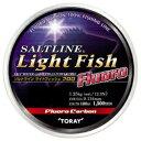 東レ/TORAY  ソルトライン ライトフィッシュ フロロ  100m  2lb