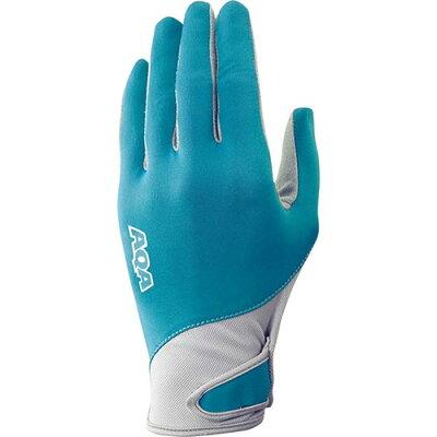 AQA/アクア KW4470A-4205 UV ライトグローブ ブルー