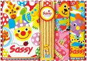 サッシー SASSYプリントバスタオル&フェイスタオル2枚&ウォッシュタオル2枚/SA-1500