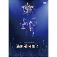 D.A.T LIVE TOUR 2016『Sweet Shake Suite』/DVD/MESV-0114