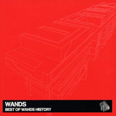 BEST OF WANDS HISTORY/CD/JBCJ-1030