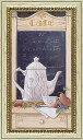 ジャネット クルスカンプ 「カフェ アンド フルーツ1」