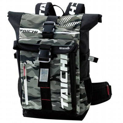 RSタイチ RSTAICHI RSB274スポーツ バックパック CAMO-25L
