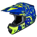 HJC オフロードヘルメット HJH097 CS-MXII GRAFFED グラフド サイズ:L 59-60cm