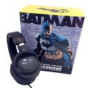 (コラボ グッズ)Batman 75th Anniversary×Tower Records ヘッドホン バッドマン バットマン アニバーサリー タワーレコード