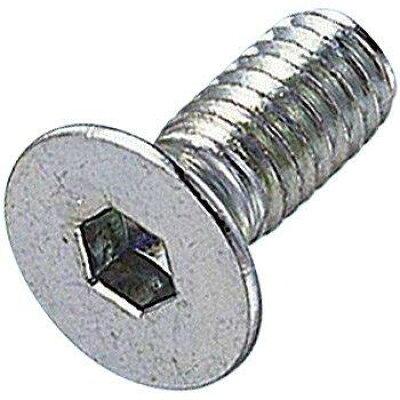 コノエ 六角穴付皿ボルト ユニクロ6x30 入数40