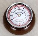 DULTON/ダルトン キッチン クロック マグネット付き ブラウン(100193)<ブラウン>