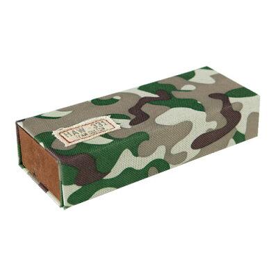 dulton ダルトン メガネケース フォールディング ケース/folding case/カモフラージュb