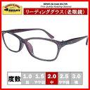 DULTON BONOX ダルトン Reading glasses 老眼鏡 YGF74PL/2.0