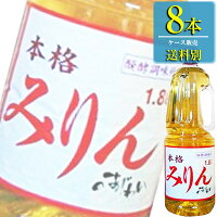 サン・フーズ 本格みりんの味わい 1.8L