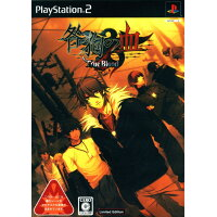 PS2 咎狗の血 True Blood Limited Edition PlayStation2