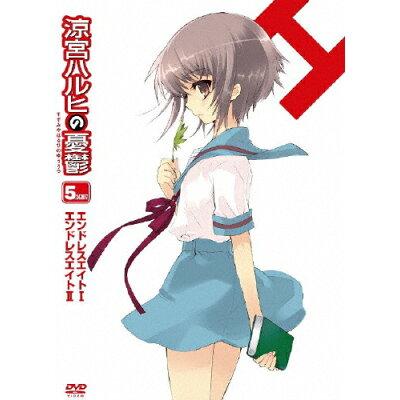 涼宮ハルヒの憂鬱 5.142857(第2巻) 限定版/DVD/KABA-6002