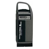 電動自転車用 8.1AhリチウムLバッテリー(ブラック)(90793-25090)