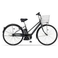 ヤマハ 27型 電動アシスト自転車 PAS CITY-S5 ガンメタリック/内装5段変速 PA27CS5