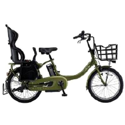 ヤマハ YAMAHA 20型 電動アシスト自転車 PAS Babby un(ディープフォレスト/内装3段変速)19PA20BXLR2019年・リヤチャイルドシート標準搭載モデル