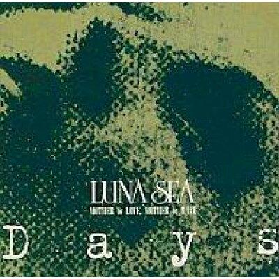 W95M CDソフト LUNA SEA Days ツアードキュメント写真集