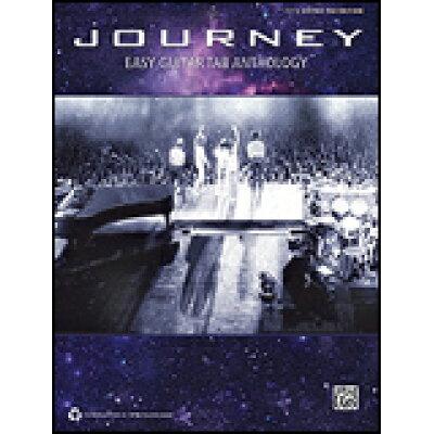 楽譜 ジャーニー イージー・ギター・タブ・アンソロジー #091478 輸入楽譜ギター・タブ譜