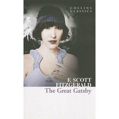 GREAT GATSBY,THE(A) /HARPERCOLLINS UK/F. SCOTT FITZGERALD