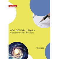 Aqa Gcse Physics 9-1 Grade 8/9 Booster Workbook /HARPER COLLINS UK/Collins UK