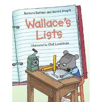 Wallace's Lists /KATHERINE TEGEN BOOKS/Barbara Bottner