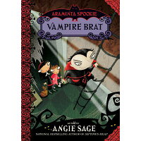 Araminta Spookie 4: Vampire Brat /KATHERINE TEGEN BOOKS/Angie Sage